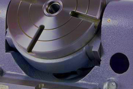 3- and 4-axis CNC machining